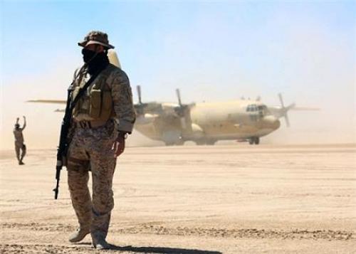 التحالف يباغت الميليشيات بتدمير مستودع أسلحة ومعسكر