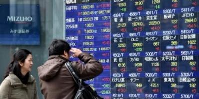 تراجع كبير للأسهم الأسيوية خلال تعاملات الجمعة