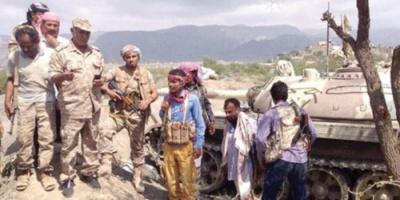 مقتل 10 حوثيين وجنديين من الجيش في مواجهات بين الطرفين في جبهة مريس بالضالع
