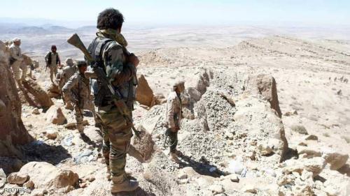 اليمن.. قصف مكثف يستهدف مواقع الحوثيين شرقي صنعاء