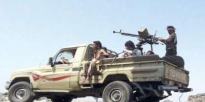 الجيش يسيطر على جبل رحنق غربي تعز