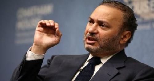 قرقاش: قطر تنفي دعم الإخوان وتتشدق بشعارات المقاومة بخطابها العربي