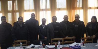 المعمري ينال الدكتوراه من جامعة الجزائر