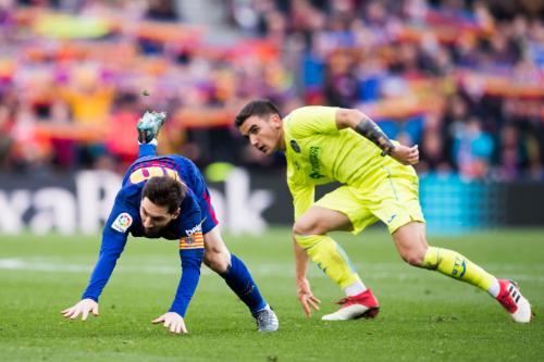 برشلونة يتعثر على أرضه أمام خيتافي في الدوري الإسباني