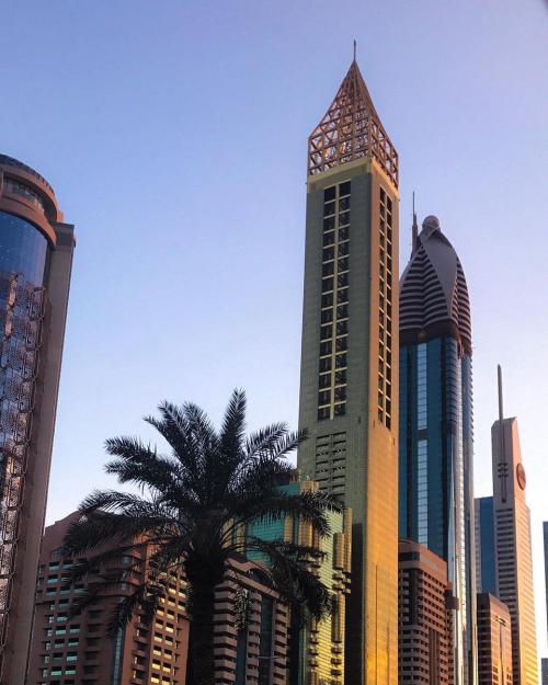 دبي تتفوق على نفسها.. بأطول فندق في العالم!