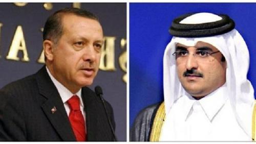 تعبئة عامة لأنصار قطر وتركيا ضد مصر والإمارات والسعودية