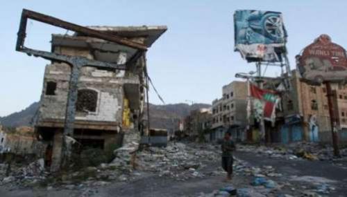 المدنيون في اليمن تحت رحمة قنص وقصف الحوثيين