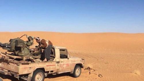 الجيش اليمني يحبط هجوماً للحوثيين قبالة جازان