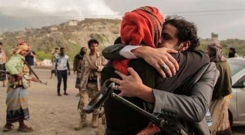 الجيش اليمني: نجاح عملية تبادل أسرى مع مسلحي الحوثيين