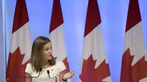كندا تطلب من إيران تفسير وفاة مواطن كندي
