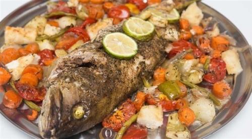 القيم الغذائية في سمك الهامور