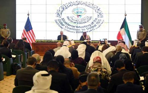 الإمارات: ملتزمون بالشراكة الصلبة في التصدي للإرهاب