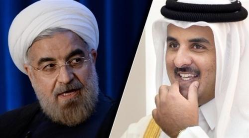 موقع عربي :  إيران تقوي جبهة قطر لاحتلال جنوب اليمن