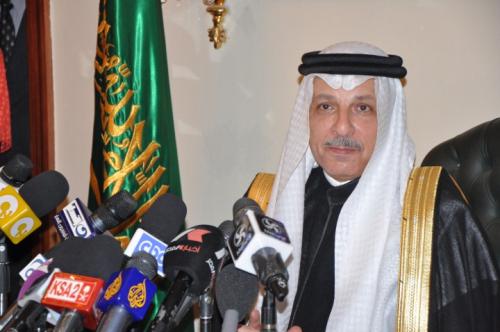 السفير السعودي بالقاهرة: تدويل الحرمين لعب بالنار وأتباع إيران سيندمون