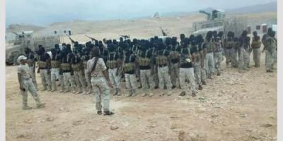 """بإسناد التحالف.. قوات النخبة  تسيطر على مداخل """"وادي عمد """" أهم معاقل تنظيم """" القاعدة"""" في حضرموت"""