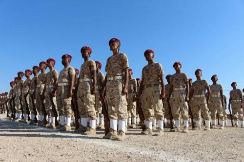 حضرموت : المنطقة العسكرية الثانية تعلن بدء عملية تحرير وادي المسيني من العناصر الإرهابية