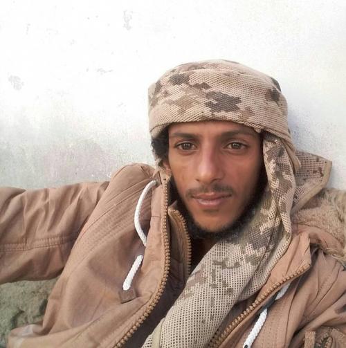 القائد فهد المرفدي يغادر مطار عدن الدولي متجهآ الى جمهورية مصر لتلقي العلاج