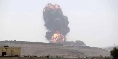 التحالف العربي يشن 68 غارة على مواقع لميليشيات الحوثي