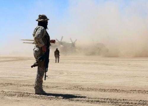 العرب اللندنية: التحالف العربي يتعقب فلول القاعدة بشرق اليمن