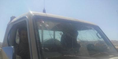 استشهاد جندي واصابة 3 اخرين اثر استهدافهم بعبوة ناسفة في ابين
