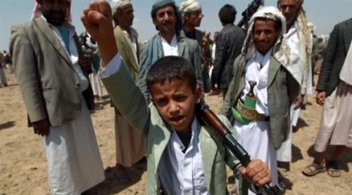 مركز حقوقي أمريكي: الجرائم بحق أطفال اليمن لا تحتمل السكوت