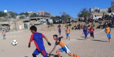 غداً  السبت انطلاق دوري الثمانية في منافسات دوري شهداء الشعيب لكرة القدم للمدارس الأساسية
