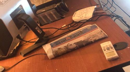 مسلحون مجهولون يطلقون النار على مركز عدن للبحوث الاستراتيجية