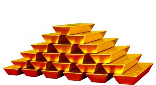 أسعار الذهب تتّجه لأكبر مكسب في عامين
