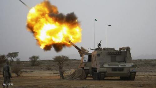 عاجل : مدفعية الجيش تقصف مواقع للحوثيين و تدمر طقمين عسكريين غرب محافظة تعز