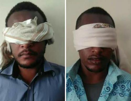 شرطة البساتين تلقي القبض على لاجئين اثنين أفارقة متهمين باغتصاب أطفال قصر بالمنطقة