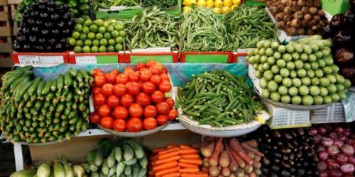 متوسط أسعار  الخضروات والفاكهة واللحوم والأسماك في أسواق محافظتي عدن وحضرموت الأربعاء 21 / فبراير/ 2018