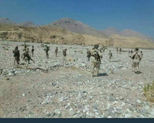 استكمال تطهير وادي المسيني بحضرموت من فلول «القاعدة»