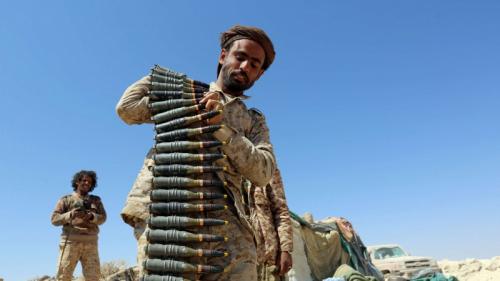 العرب اللندنية : تحالف بين هادي والإخوان لعرقلة مشاركة طارق صالح في الحرب على الحوثيين