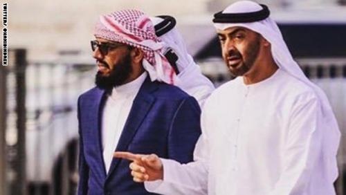 هاني بن بريك: الذين يطالبون برحيل الإمارات هم من ساءهم التضييق على الإرهابيين