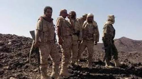 الجيش الوطني يصد هجوما للحوثيين غرب مأرب