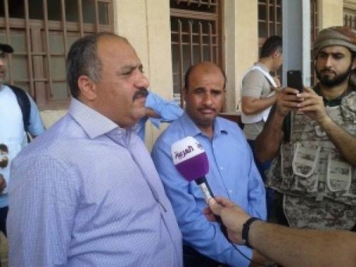 اطلاق نار على منزل مدير عام كهرباء عدن في الشيخ عثمان
