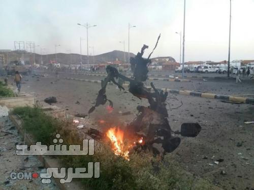 #الإرهاب يضرب #عدن مجددا .. ردا على هزيمته بحضرموت  ( تقرير )