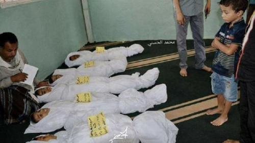 تعز: 5 مجازر دامية ارتكبتها ميليشيا الحوثي خلال شهر يناير