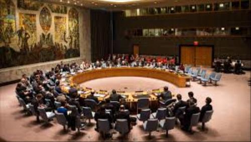 مجلس الأمن يصوت على قرار يدين إيران لتزويدها الحوثيين بالاسلحة