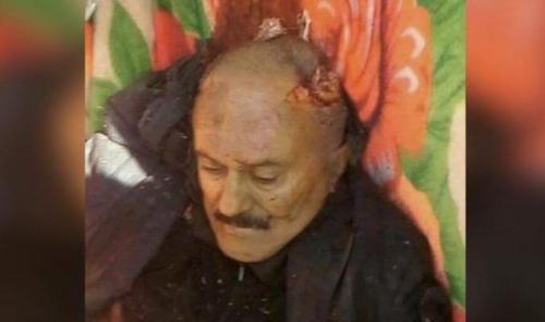 """مؤتمري يكشف عن مفاجأة بشأن موقع دفن جثمان """"صالح"""""""