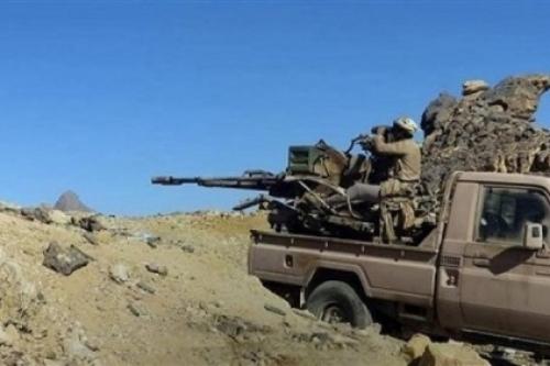 اشتباكات  عنيفة بين الجيش والميليشيا شمال الجوف