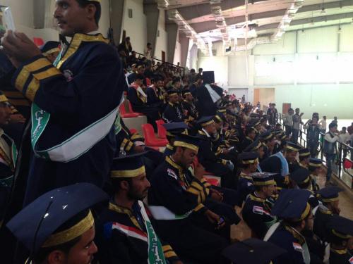 الضالع تحتفل بتخرج دفعة جديدة من كلية التربية