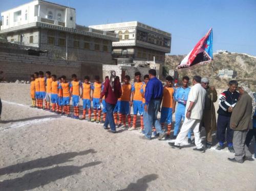 مدرسة الحدالي بخال تقصي مدرسة صالح حسين لودية وتقترب من التأهل للمربع الذهبي