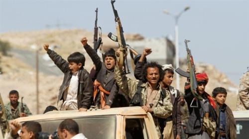 الدول الكبرى: إيران تستخدم الحوثي لإقلاق المنطقة