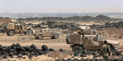 مقتل 20 حوثيًا في تقدم ميداني للجيش اليمني في البيضاء