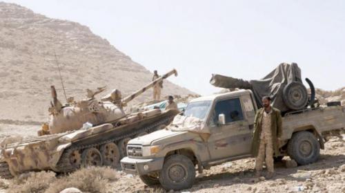 قائد عسكري يؤكد اقتراب موعد التحرك نحو مسقط رأس زعيم الميليشيات الحوثية في صعدة