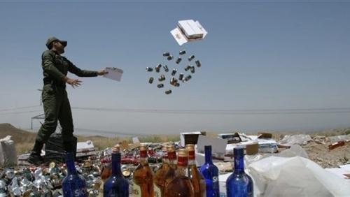 5 ملايين مدمن كحول في إيران رغم حظر الكحوليات