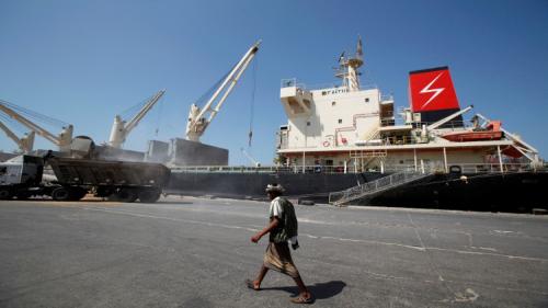 أمريكا تؤكد بقاء ميناء الحديدة مفتوحا للمعونات الانسانية للاسهام في معالجة الأزمة باليمن
