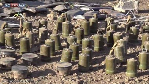مقتل خبراء متفجرات حوثيين في غارات للتحالف العربي