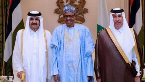 """ماذا يفعل """"تنظيم الحمدين"""" في نيجيريا؟"""